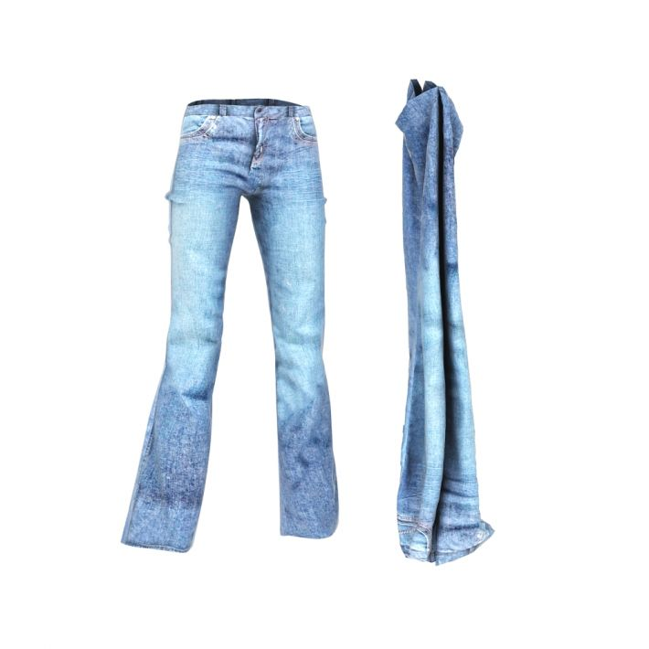jeans 11 AM102 Archmodels