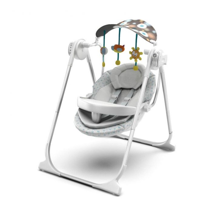 baby swing chair 36 AM119 Archmodels