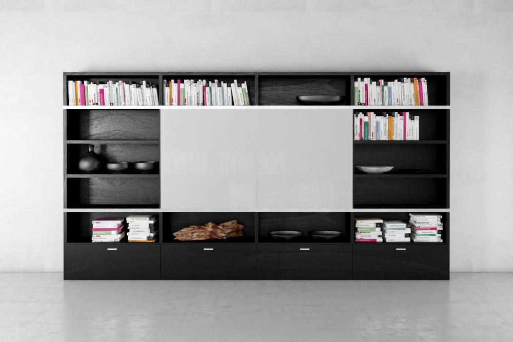 bookshelf 40 AM179 Archmodels
