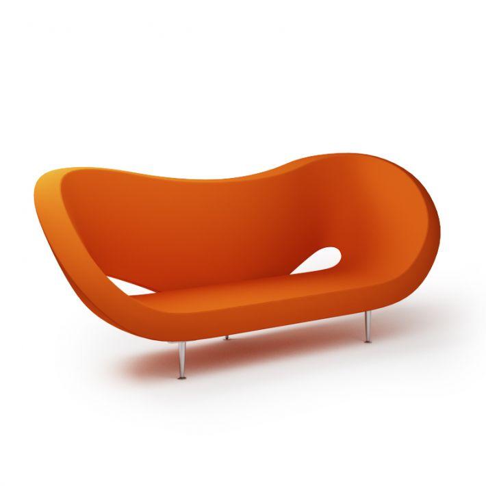 sofa 6 AM92 Archmodels