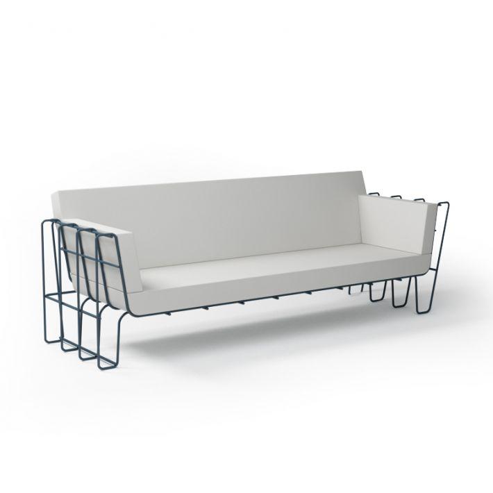 sofa 60 AM92 Archmodels