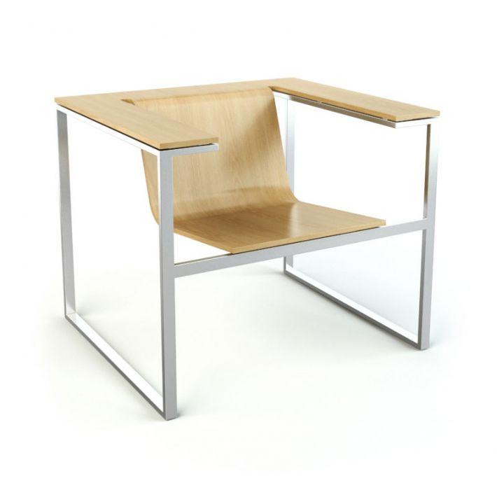 armchair 37 AM125 Archmodels