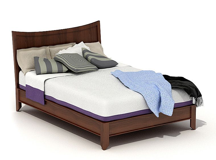 Bed 7 AM37 Archmodels