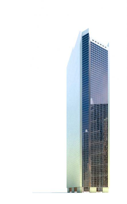 skyscraper 96 AM71 Archmodels