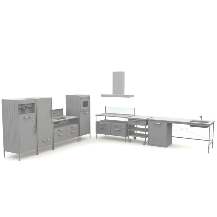 kitchen furniture set 129 am10