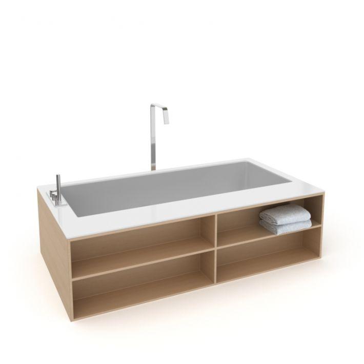 bathtub 48 AM56 Archmodels