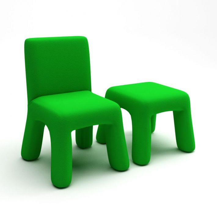 chair 34 AM119 Archmodels