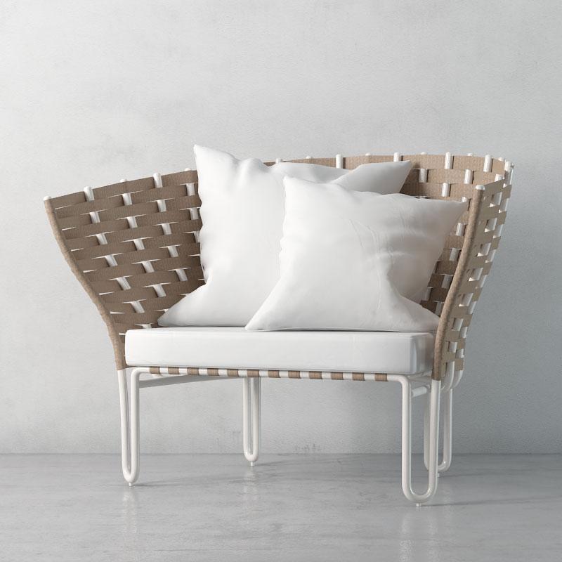 armchair 24 AM135 Archmodels