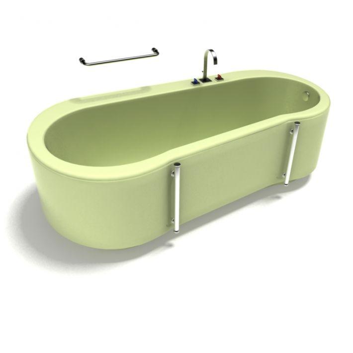 bathtub 54 AM15 Archmodels