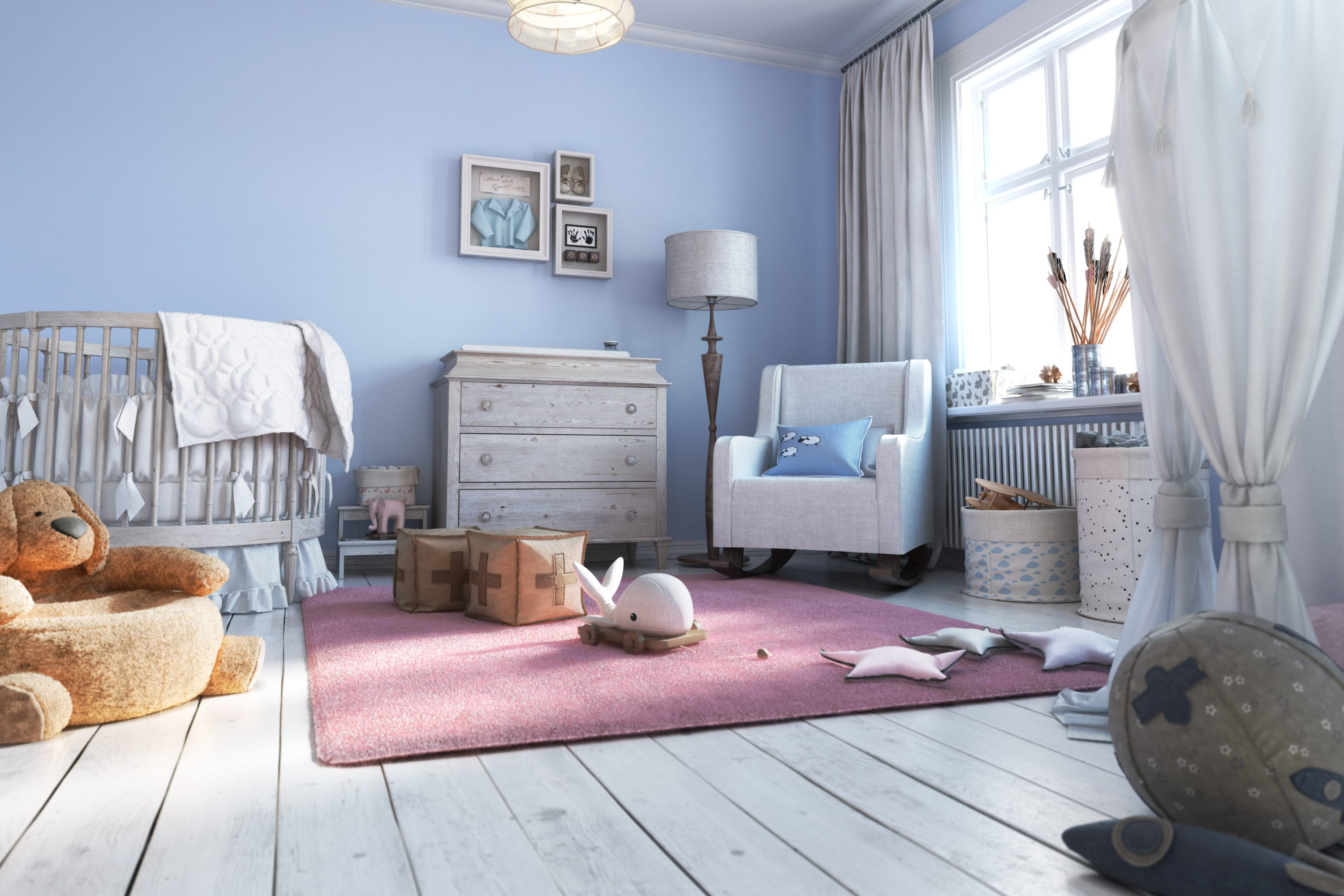 Baby Room Bundle vol. 1