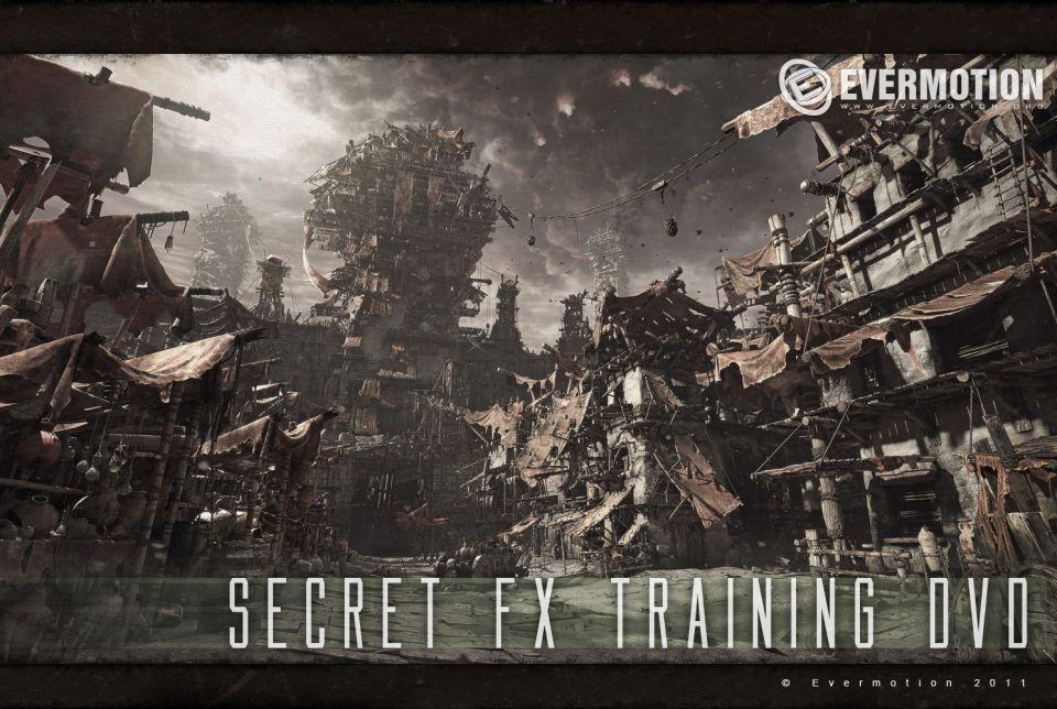 The Secret FX Training DVD