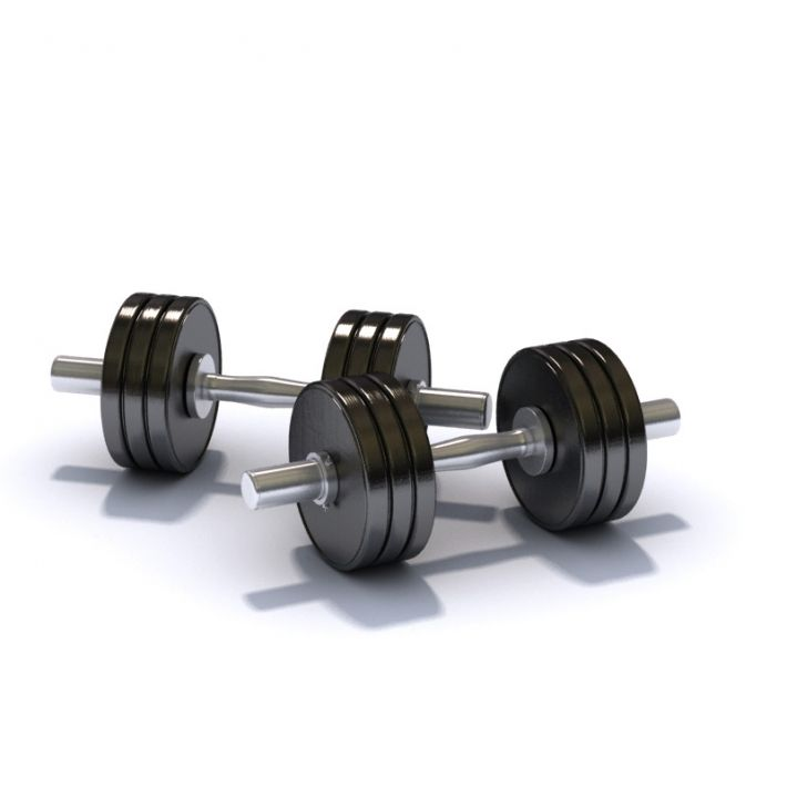 sport equipment 19 AM27 Archmodels