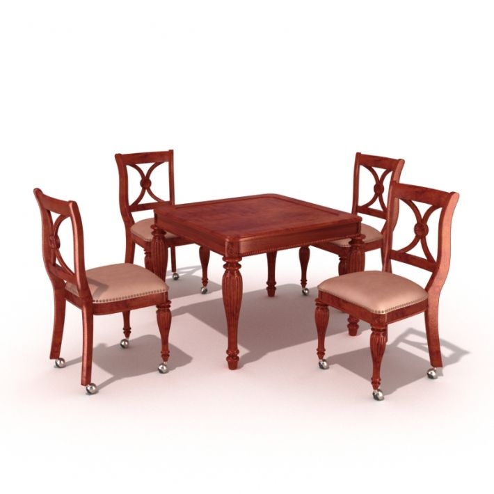 table & chair set 28 AM54