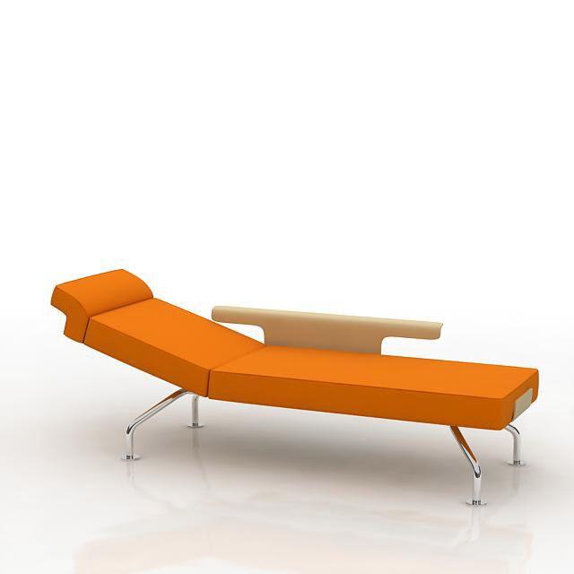 sofa 57 AM8 Archmodels