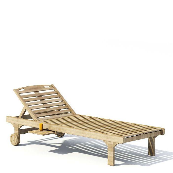Garden furniture 4 AM22 Archmodels