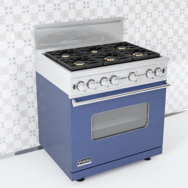 cooker 19 AM143 Archmodels