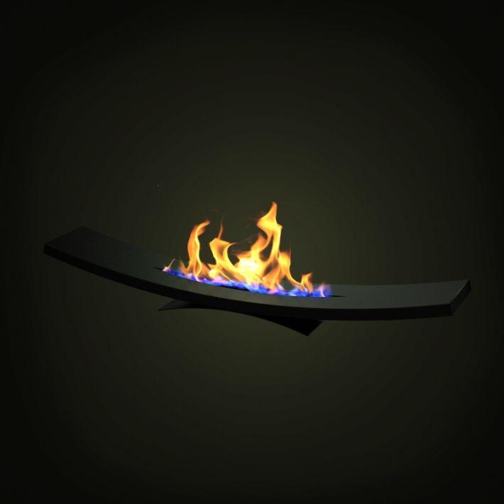 fireplace 11 AM97 Archmodels