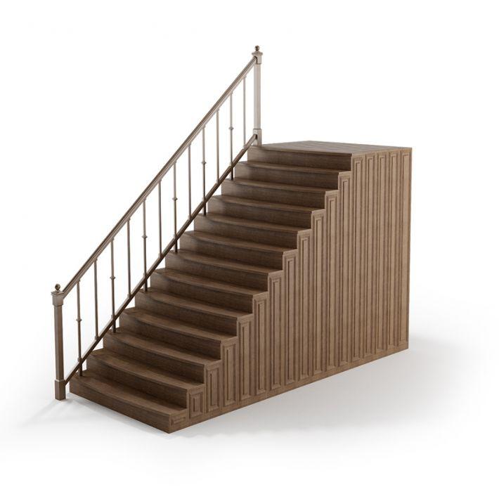 railing 142 AM79 Archmodels