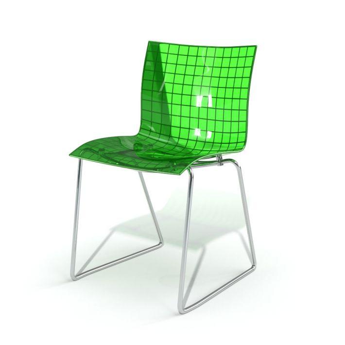 chair 8 AM121 Archmodels