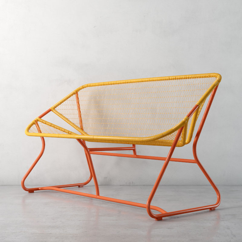 armchair 6 AM135 Archmodels