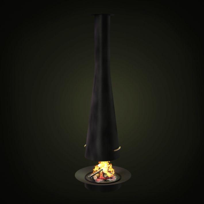fireplace 31 AM97 Archmodels