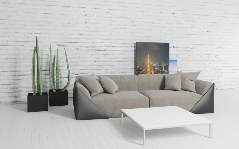 Furniture 3 AM174 Archmodels