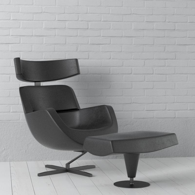 armchair 15 AM157 Archmodels