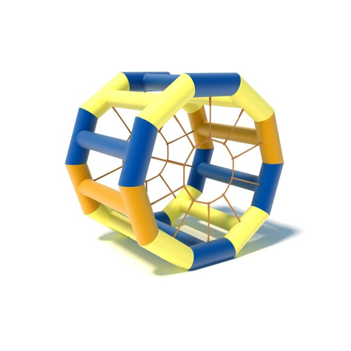 inflatable water toy 38 AM94 Archmodels