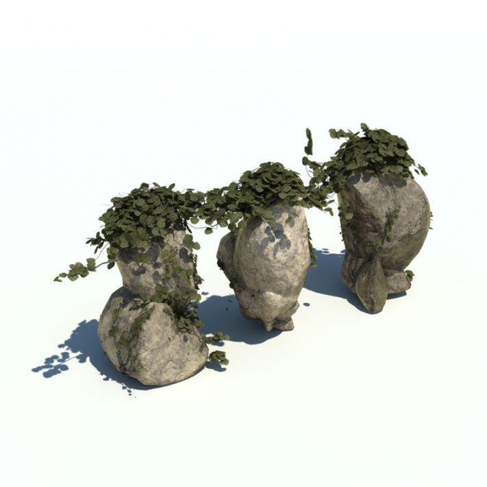 rocks 132 AM126 Archmodels