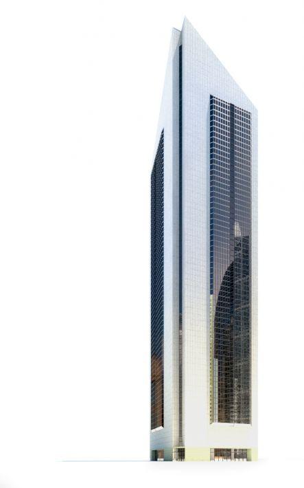 skyscraper 30 AM71 Archmodels