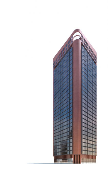 skyscraper 86 AM71 Archmodels