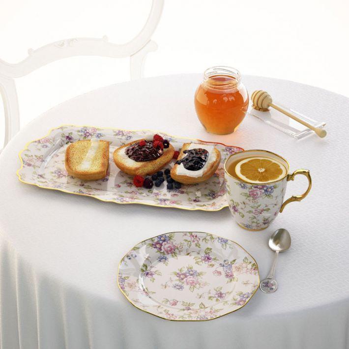 porcelain set 11 AM108 Archmodels