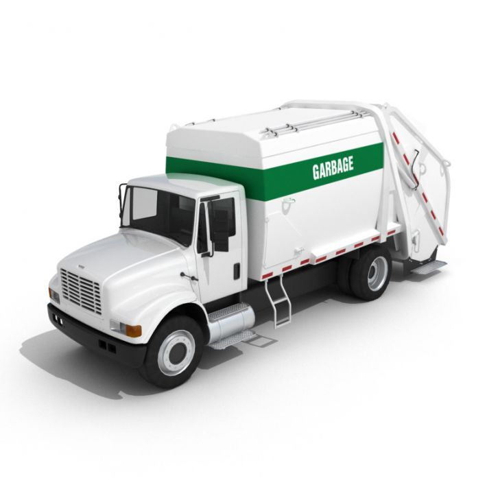 truck 21 AM5 for Cinema4D Archmodels