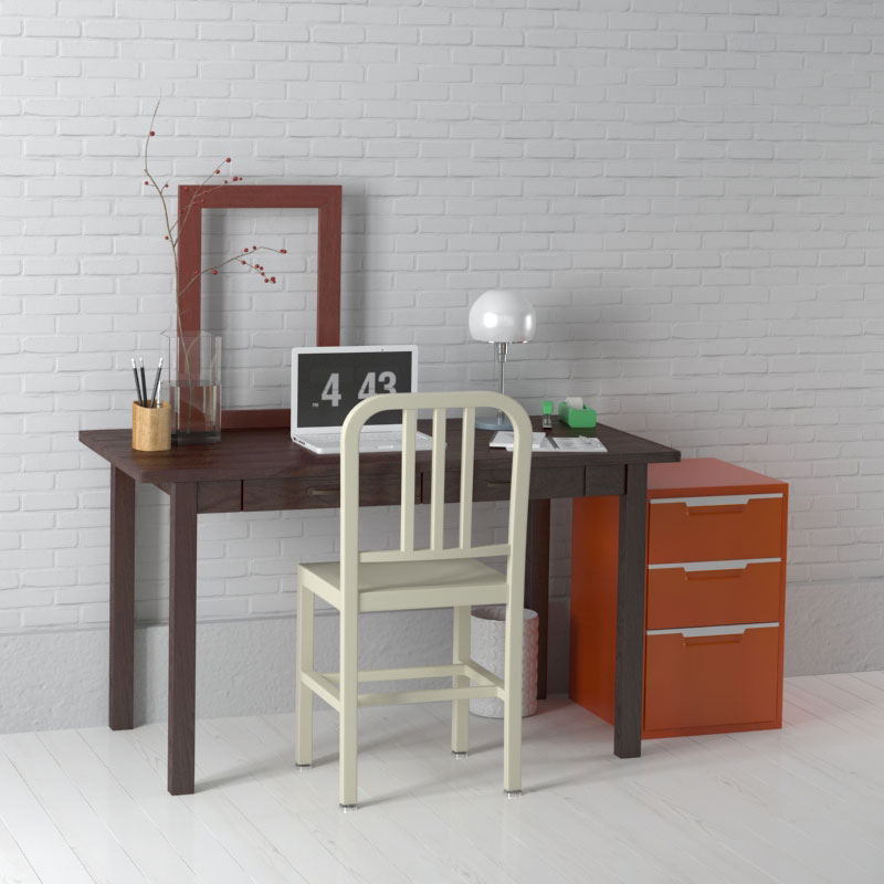 office set 16 AM149 Archmodels