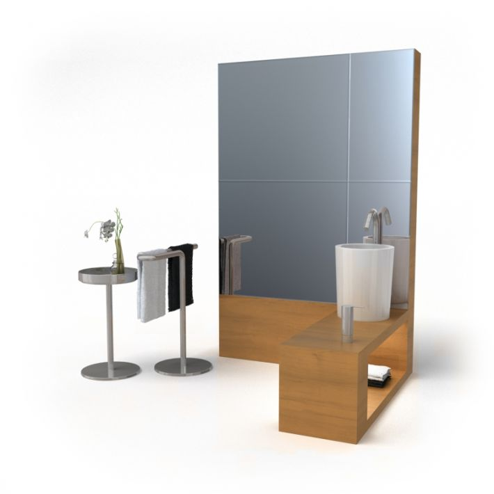 bathroom furniture set 30 AM56 Archmodels