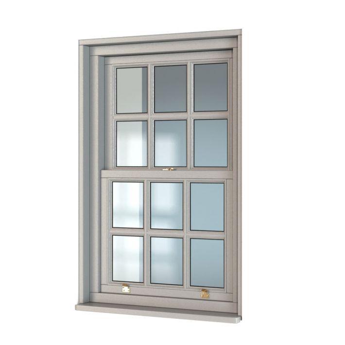 window 2 AM109 Archmodels