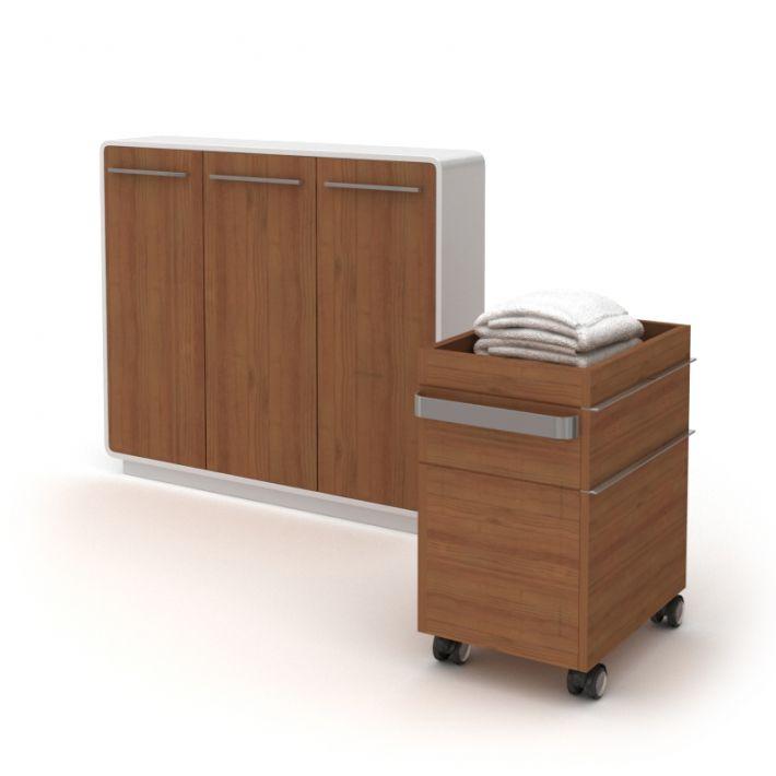 bathroom furniture set 38 AM56 Archmodels