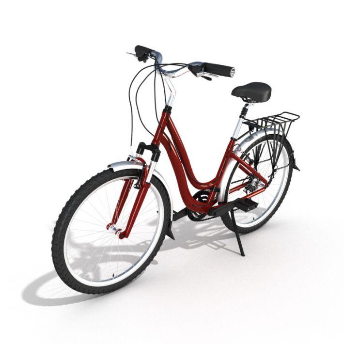 bike 2 AM5 for Cinema4D Archmodels