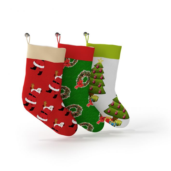 Christmas socks 26 AM88 Archmodels