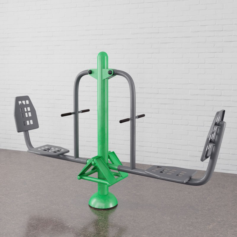 Gym equipment 32 AM169 Archmodels