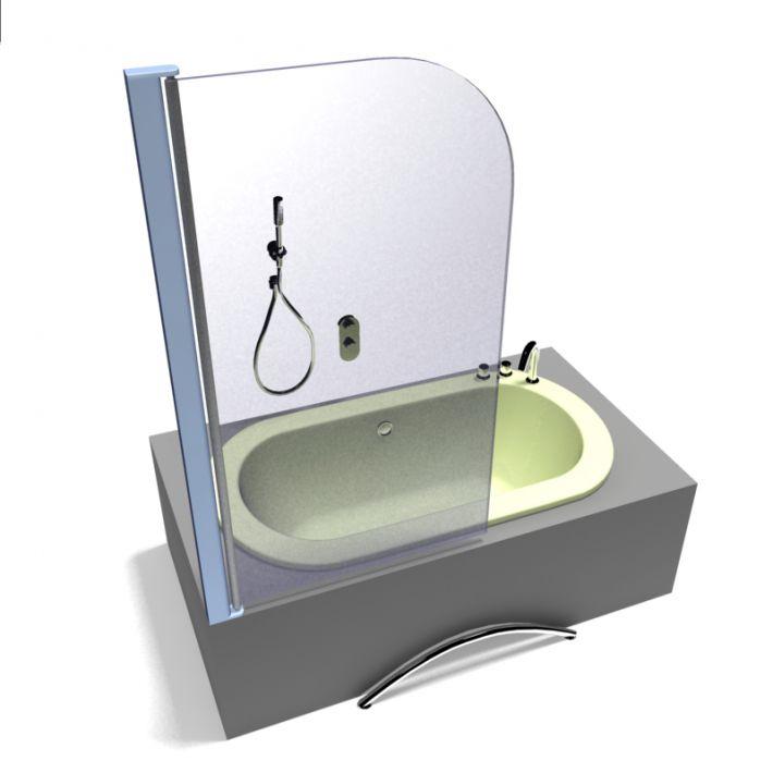 bathtub 9 AM15 Archmodels