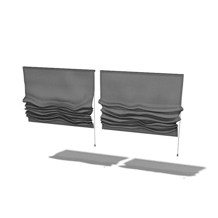 curtain 53 AM60 Archmodels