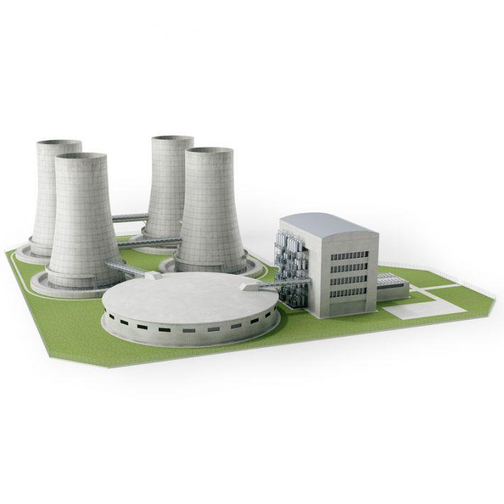 power plant 59 AM74 Archmodels