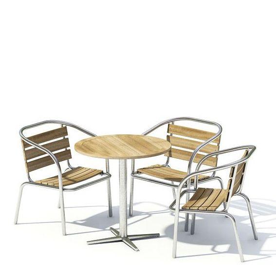 Garden furniture 65 AM22 Archmodels