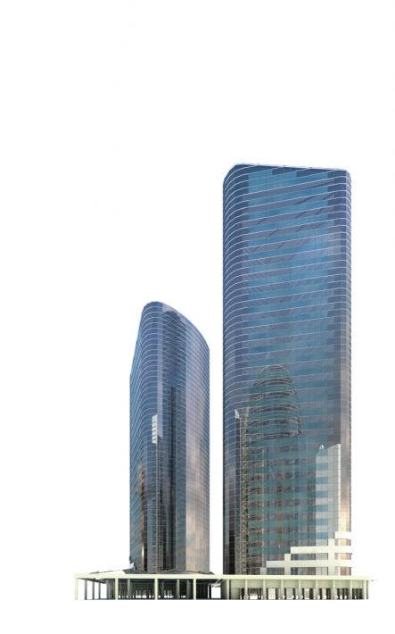 skyscraper 77 AM71 Archmodels
