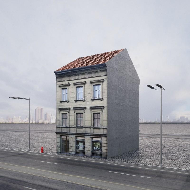 Building 1 AM172 Archmodels
