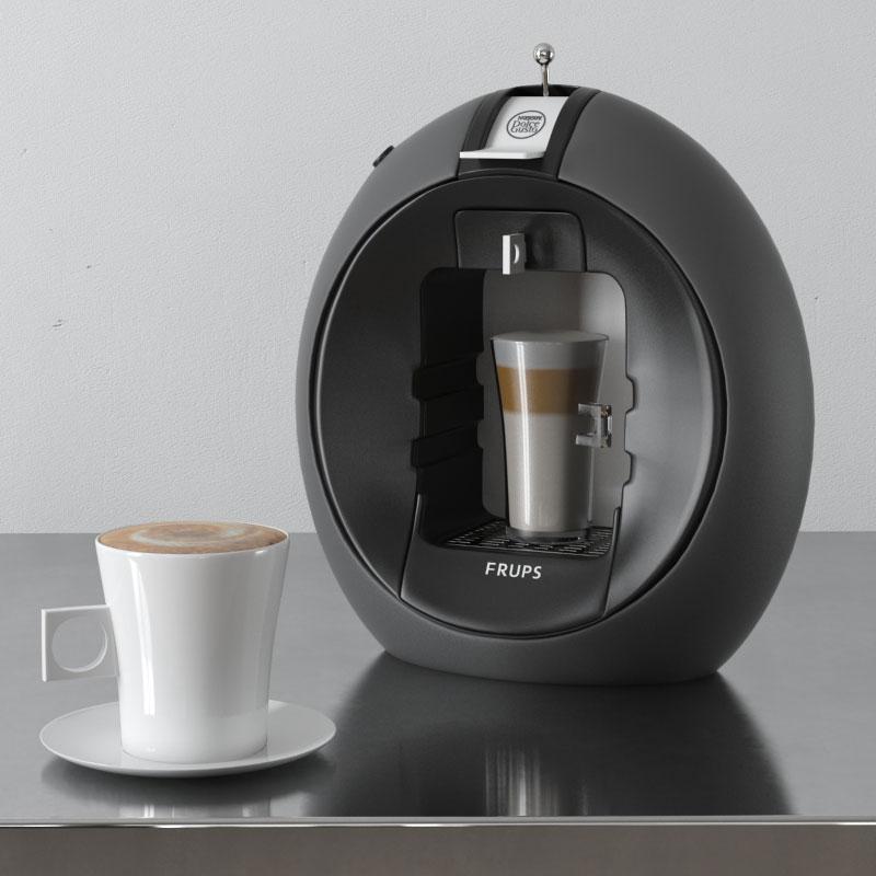 coffee maker 19 AM145 Archmodels