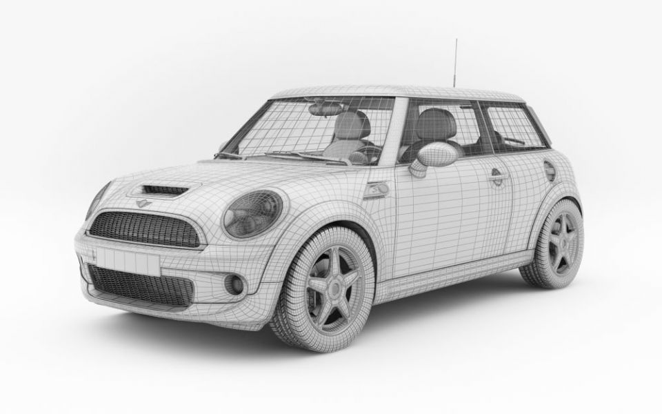 3ds max car objects free download