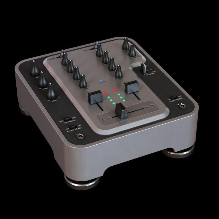 dj system 62 AM104 Archmodels