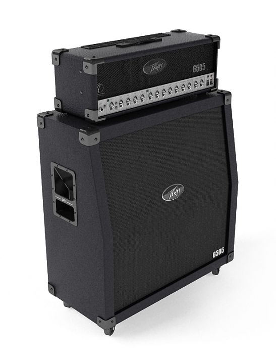 Peavey 6505 Guitar Amplifier 44 AM67